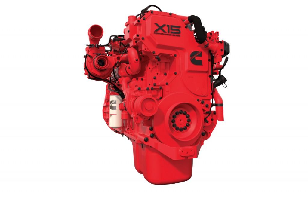 Cummins Inc. - Cummins X15 Diesel Engines