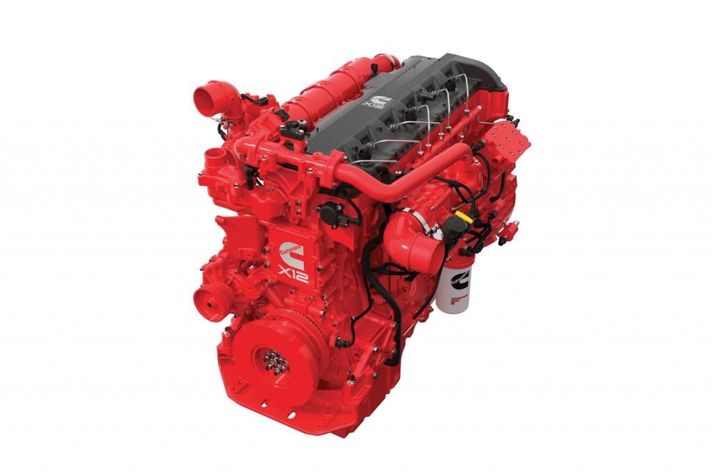 Cummins Inc. - Cummins X12 Diesel Engines