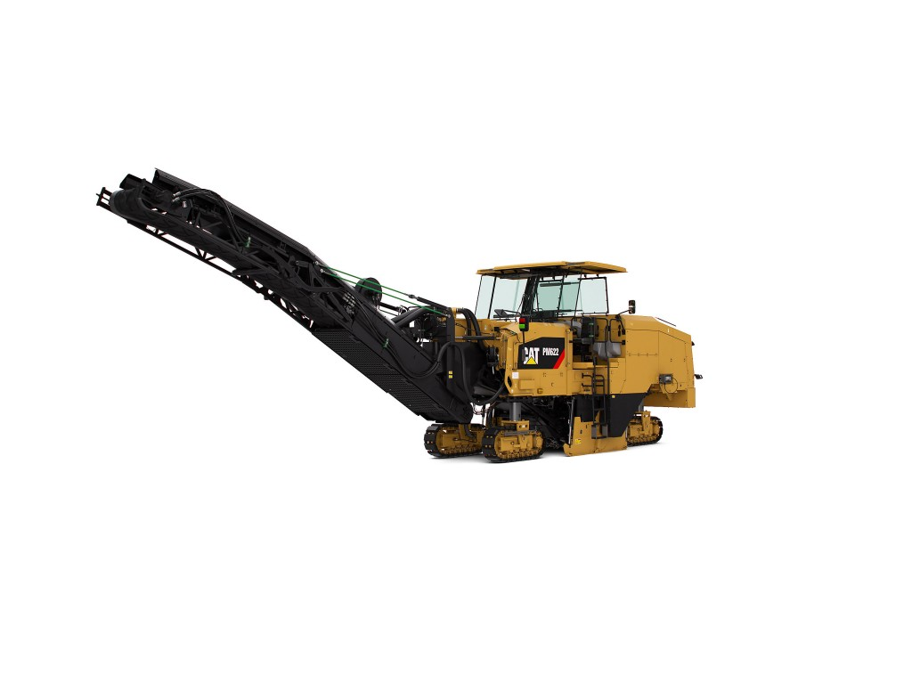 Caterpillar Introduces the PM620 and PM622 Cold Planers