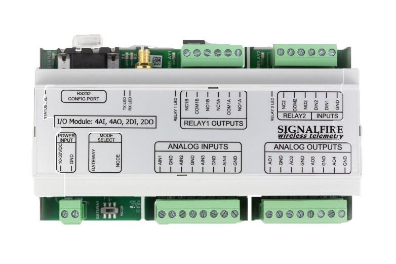 Wireless I/O Module
