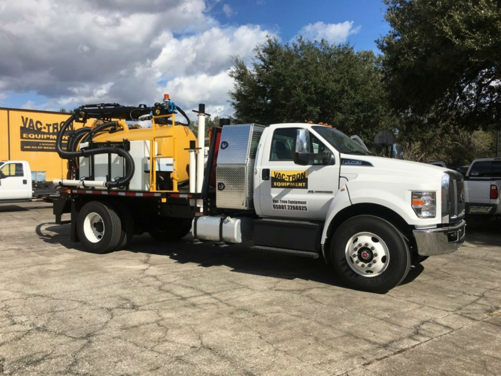 Watch: Vac-Tron's new HTV PTO 373 truck with AIR