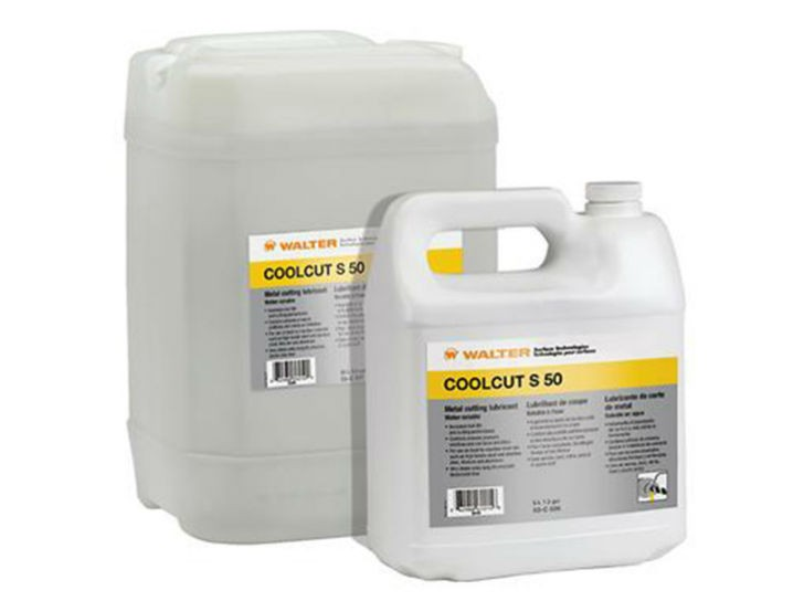 Coolcut S-50 soluble cutting fluid.