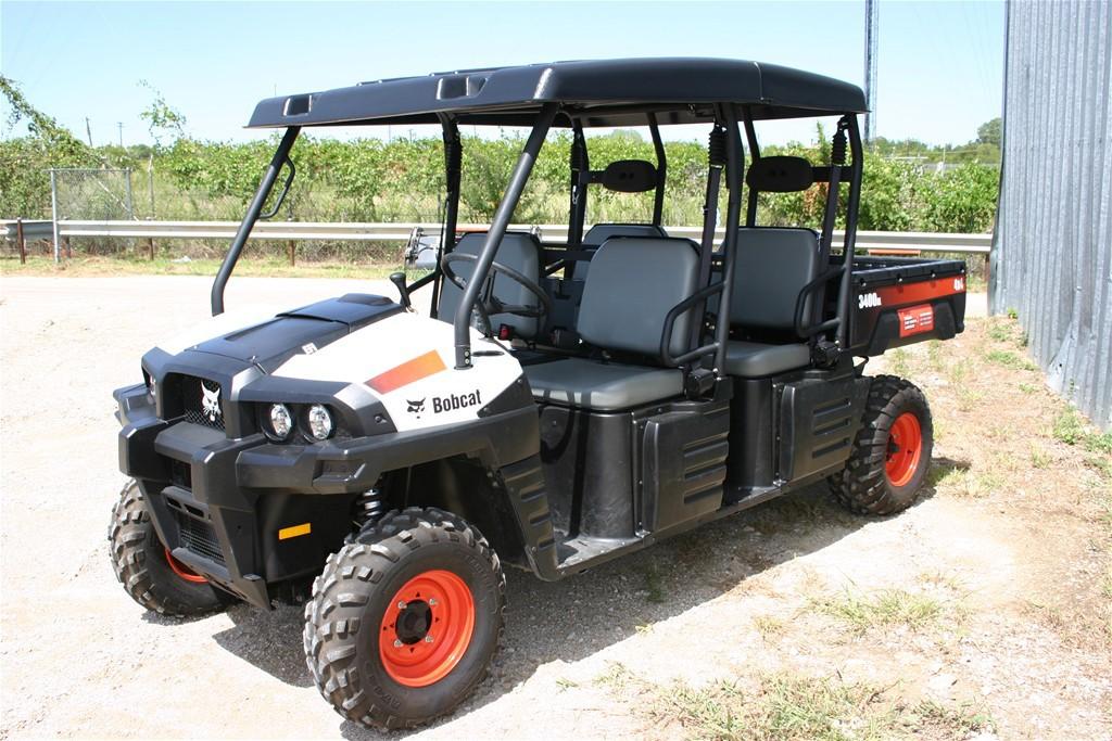 Bobcat Company - 3400XL Utility Vehicles