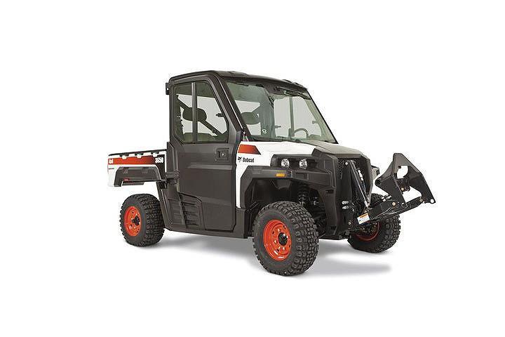 Bobcat Company - 3650 Utility Vehicles