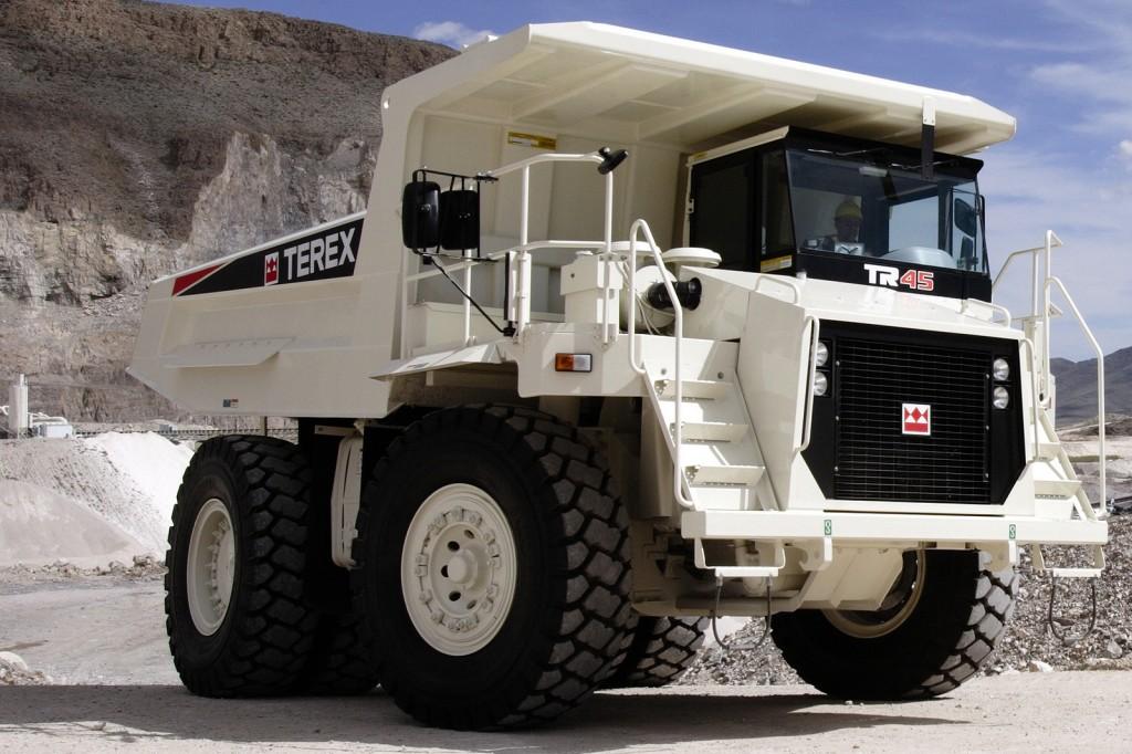 Terex Trucks - TR45 Articulated Dump Trucks