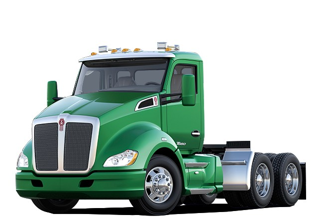Kenworth Truck Company - T800 Vocational Trucks