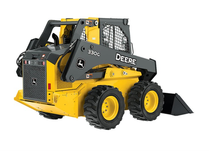John Deere Skid Steer >> Make Big Jobs Feel Small With The New John Deere Large Frame Skid