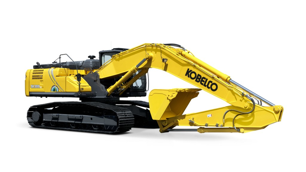 New hydraulic regeneration system gives digging a boost on Kobelco