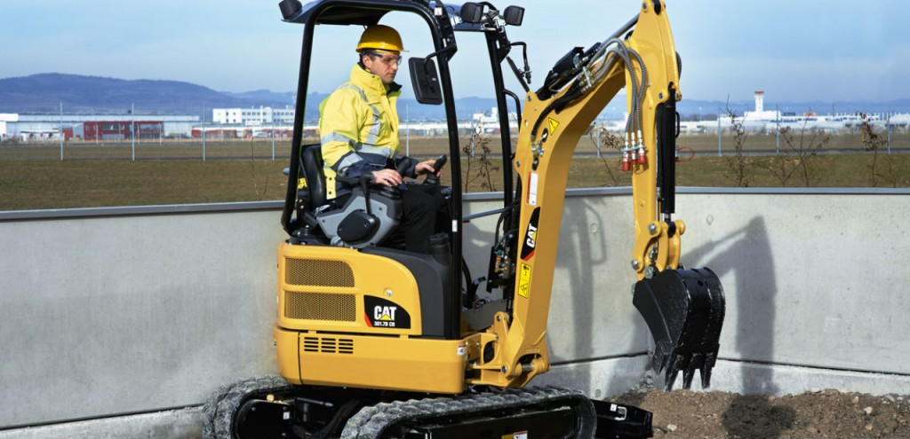The 301.7D CR mini hydraulic excavator manufactured by Wacker Neuson will phase out in mid-2018.