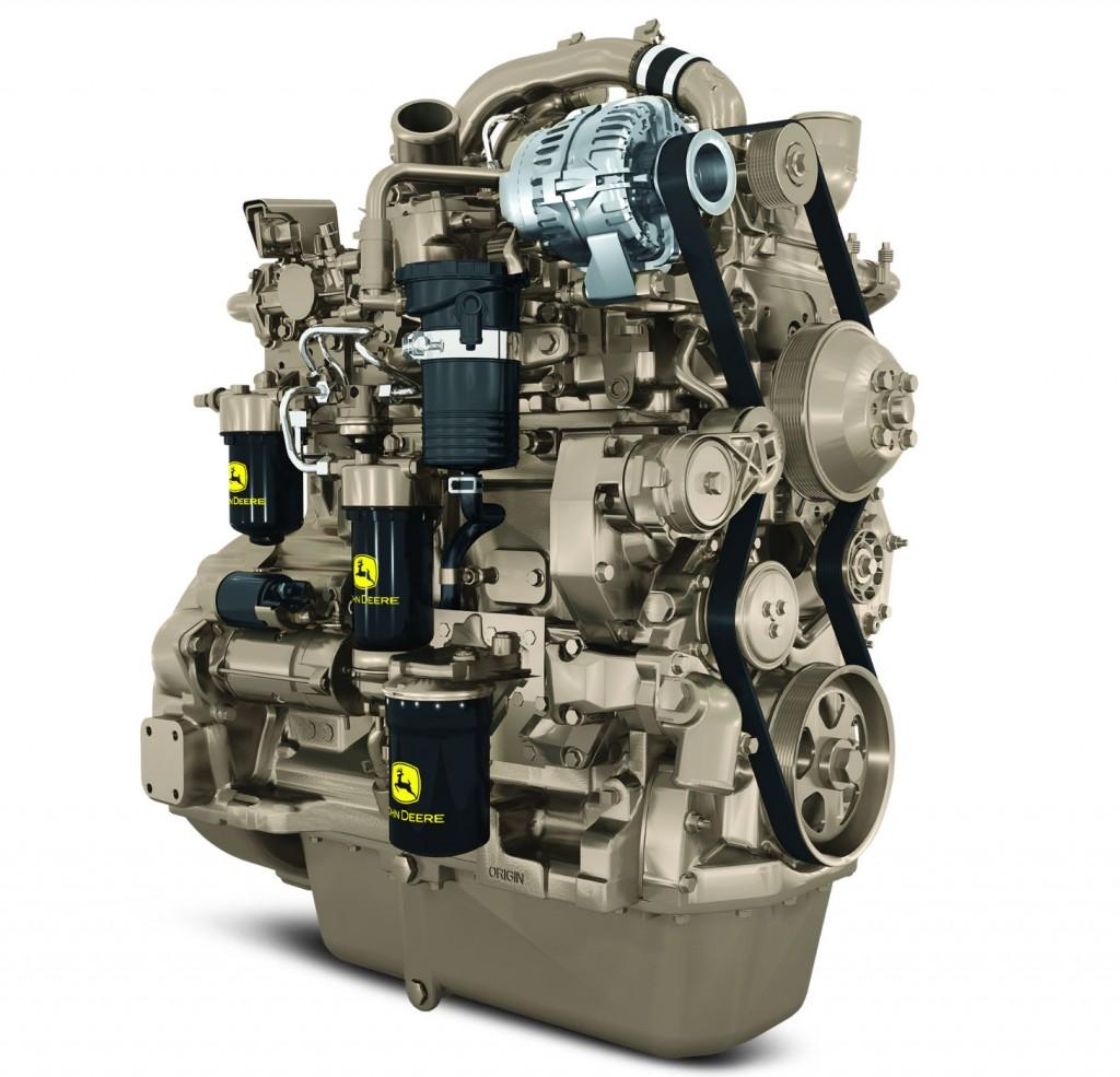 John Deere expands power range for 4 5L DOC/SCR - Oil & Gas