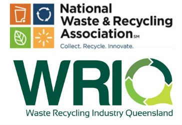 U.S. and Australian Waste and Recycling Industry Associations form collaborative agreement