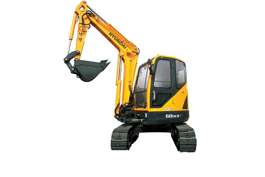 Hyundai Construction Equipment Americas Inc. - R60CR-9A Excavators