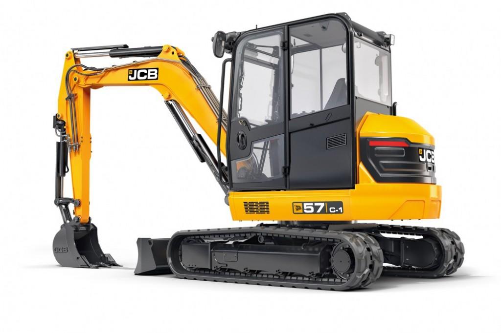 JCB - 57C-1 Compact Excavators