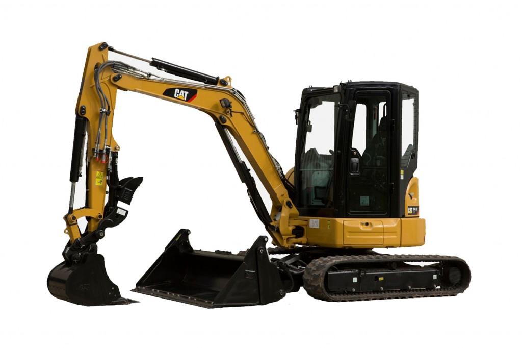 Caterpillar Inc. - 304.5E2 XTC Compact Excavators