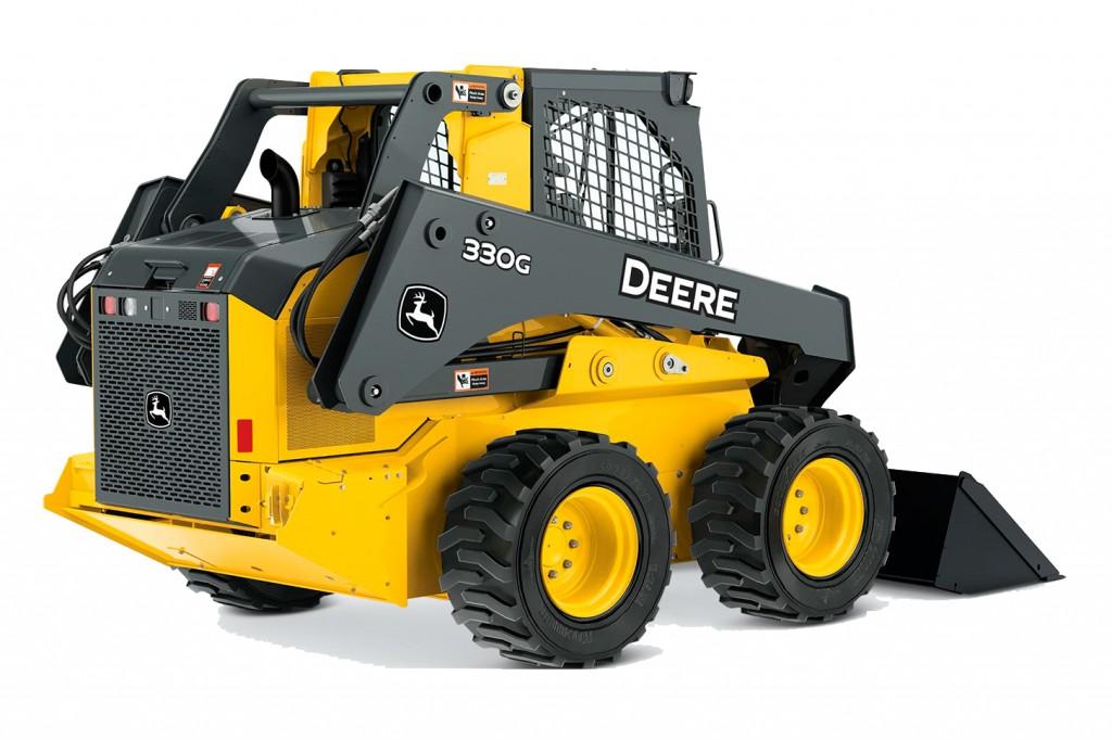 John Deere Construction & Forestry - 330G Skid-Steer Loaders