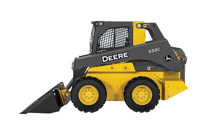 John Deere Construction & Forestry - 332G Skid-Steer Loaders