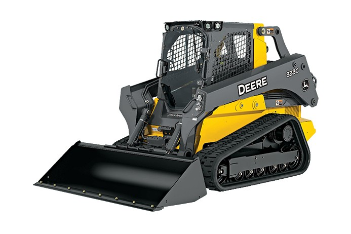 John Deere Construction & Forestry - 333G Compact Track Loaders