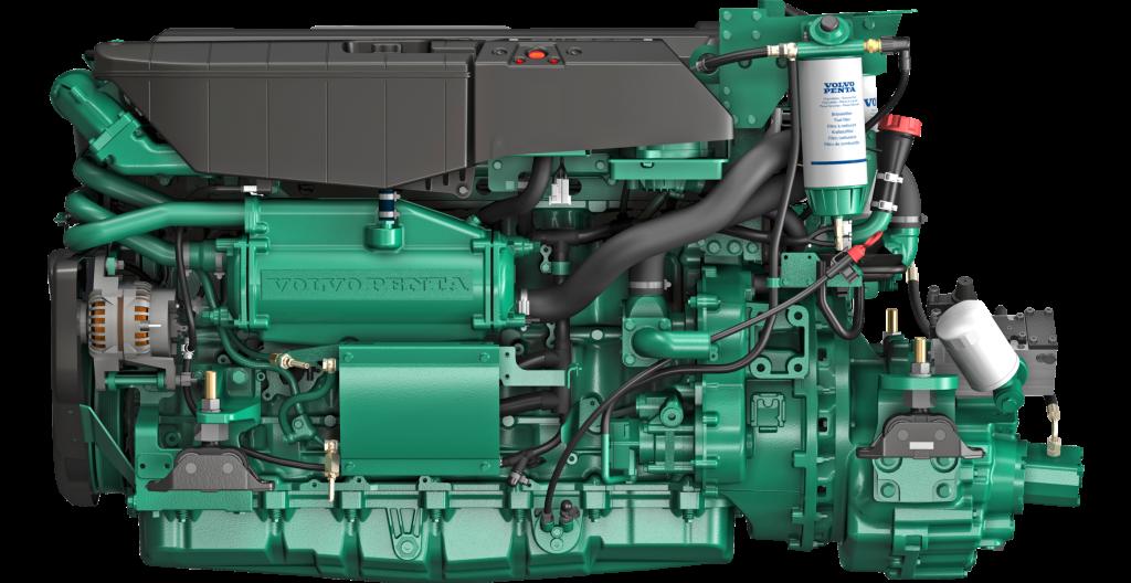 Volvo Penta of the Americas - D11-625 Diesel Engines
