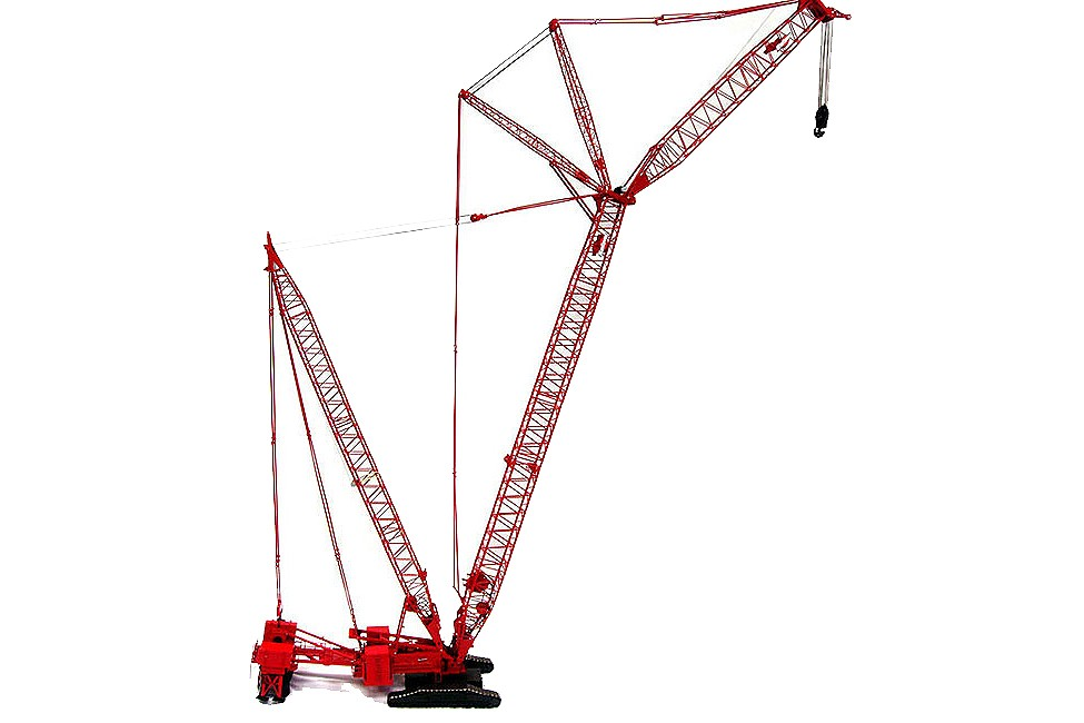 Manitowoc Company, Inc - Model 18000 Lattice Boom Cranes