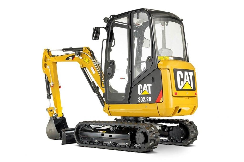 Caterpillar Inc. - 302.2D Compact Excavators