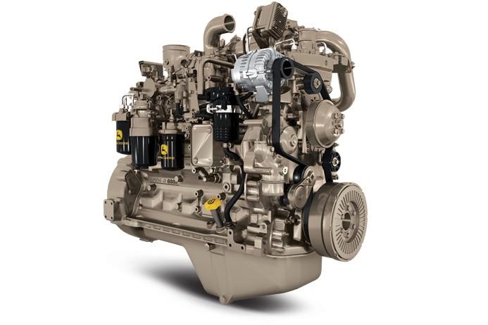 John Deere Construction & Forestry - 6068HFC09 Diesel Engines