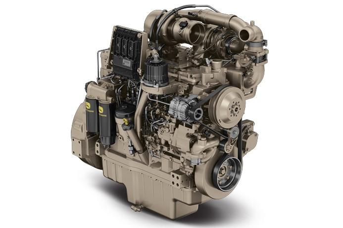John Deere Construction & Forestry - 6090HFC09 Diesel Engines