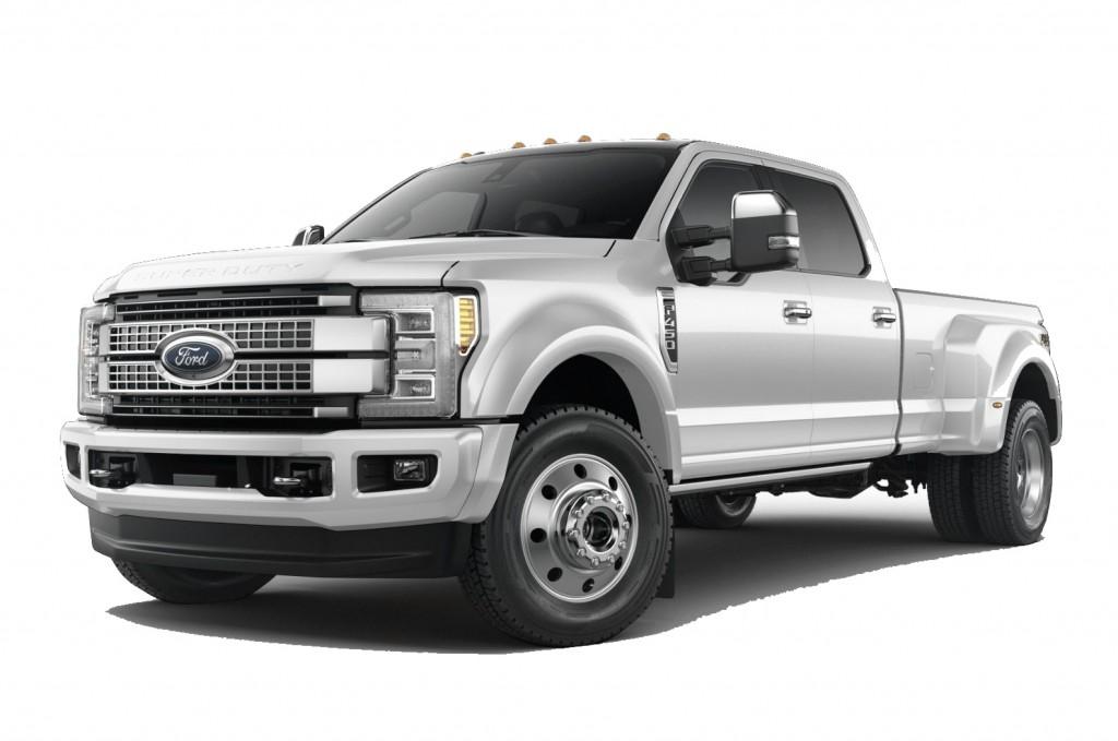 Ford Motor Company - 2017 Super Duty® Pickup Trucks