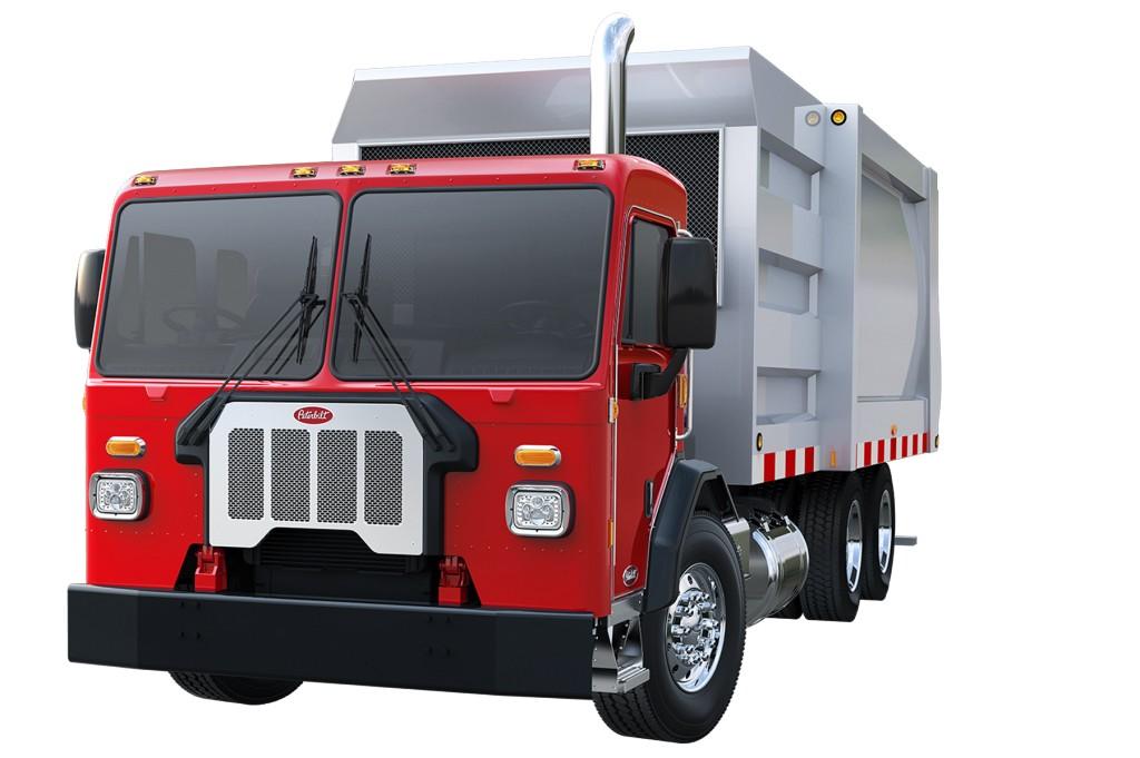 Peterbilt Motors Company - Model 520 Vocational Trucks