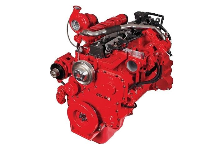 Cummins Westport Inc. - ISL G Near Zero Gas Engines