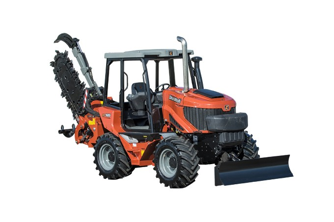 Ditch Witch - RT125 Ride On Tractors