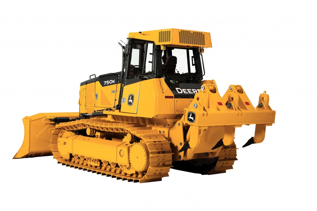 John Deere Construction & Forestry - 750K Crawler Dozers