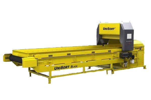 Steinert US - UniSort Black Recycling Sorting Systems