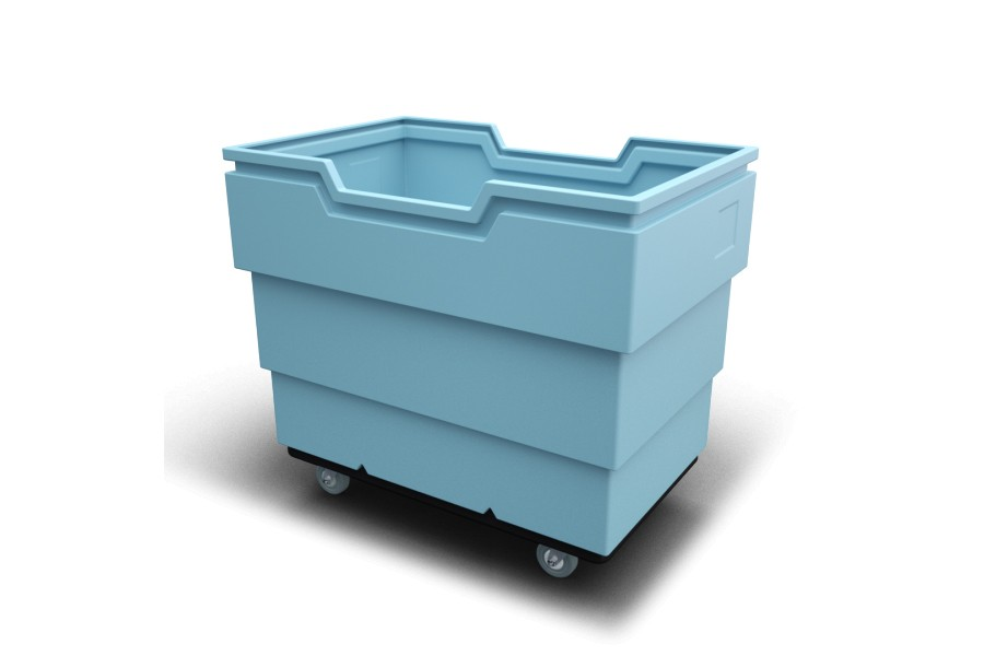 Meese Inc. - 50P-16 UTILITY-TRUX Recycling Carts & Containers