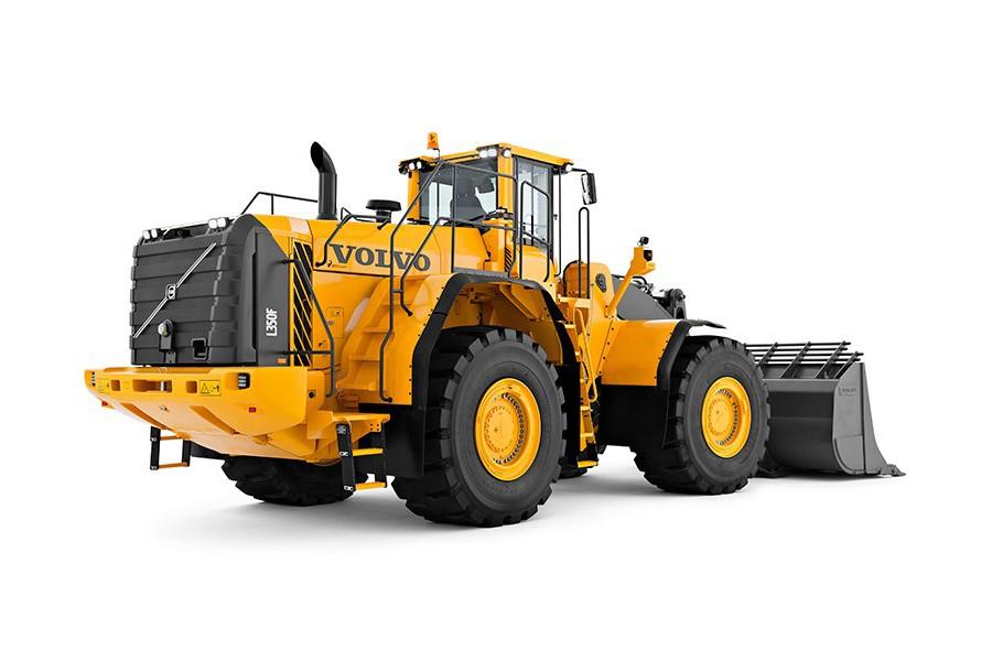 Volvo Construction Equipment - L350F Wheel Loaders