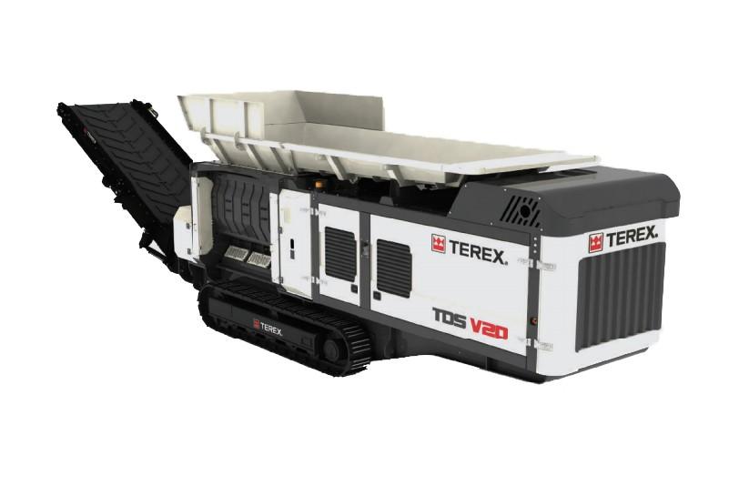 TDS V20 Shredders