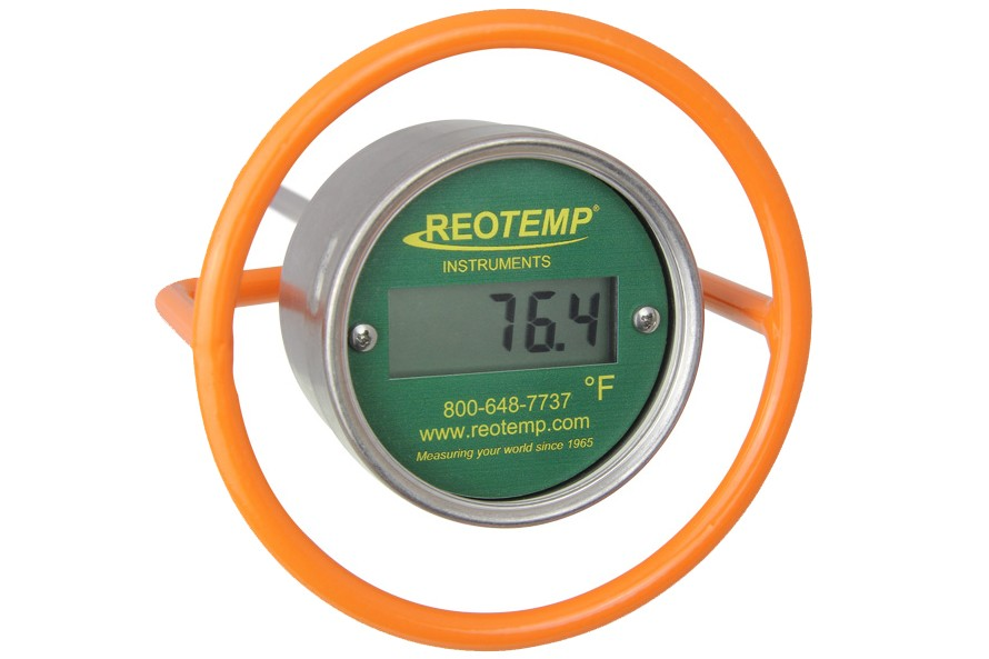 Super Duty Digital Compost Thermometer with Fast Response (DCXXPFX)