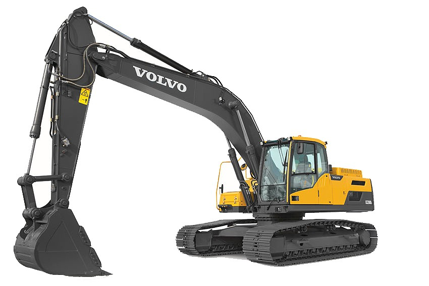 Volvo Construction Equipment - EC250D Excavators