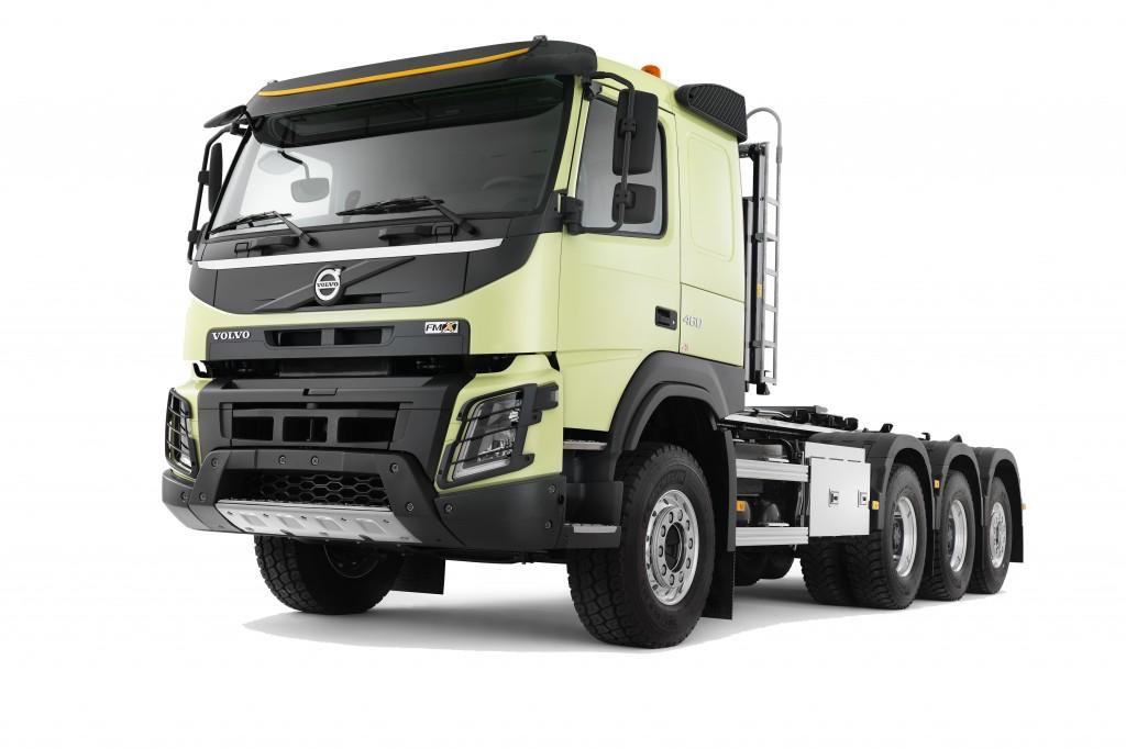 Volvo Trucks North America - Volvo FMX Underground Mining Trucks