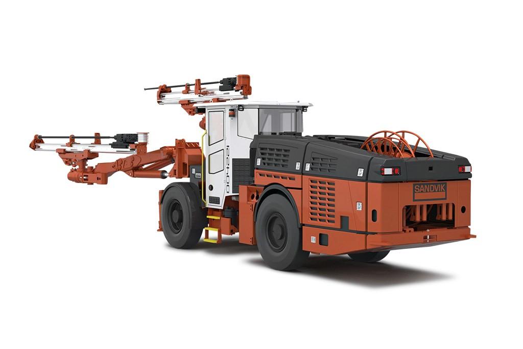 Sandvik - DD422i Drill Rigs