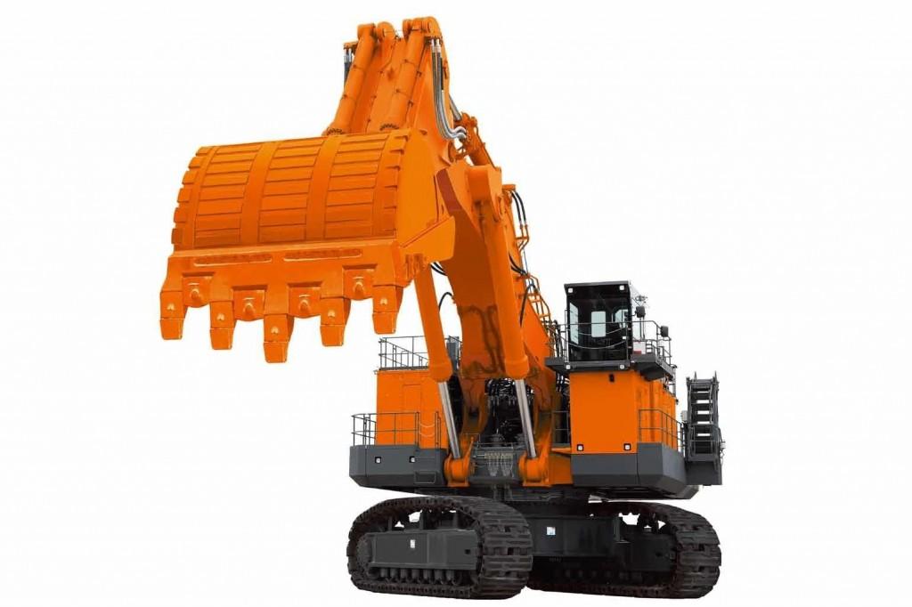 Hitachi Construction Machinery Corporation - EX5600-6 Mining Shovels