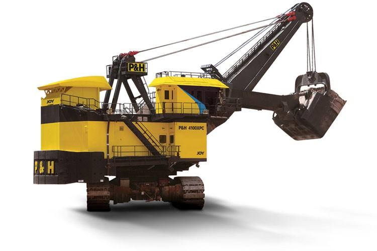 Joy Global Inc. - 4100XPC Mining Shovels