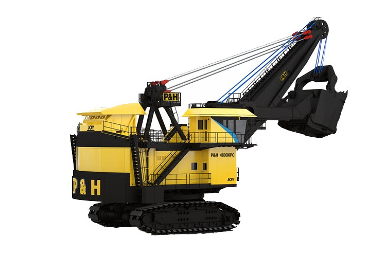 Joy Global Inc. - 4800XPC Mining Shovels