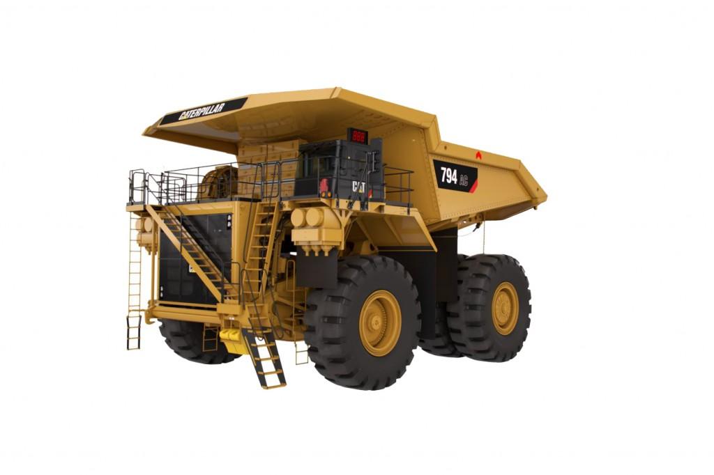 Caterpillar Inc. - 794 AC Mining Trucks