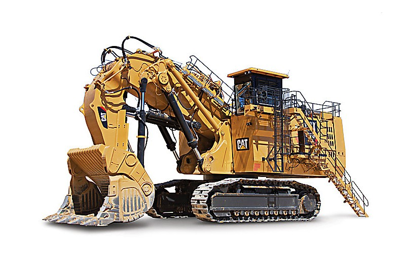 Caterpillar Inc. - 6060/6060 FS Mining Shovels