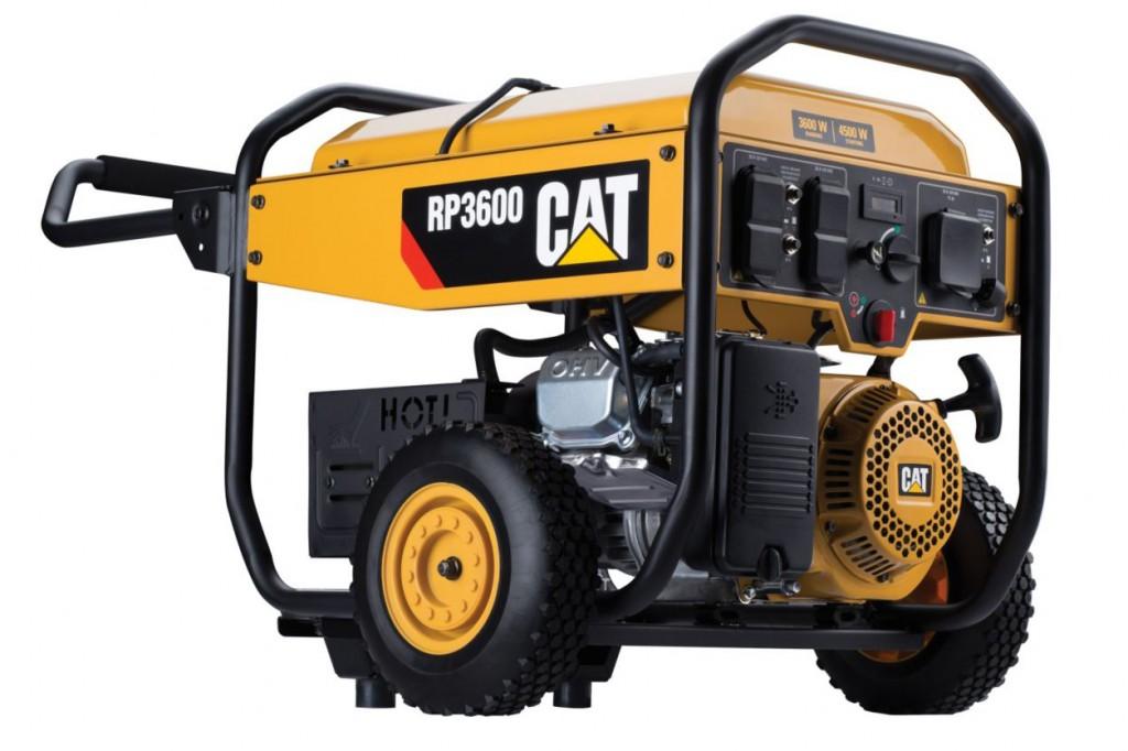 Caterpillar Inc. - RP3600 Generators