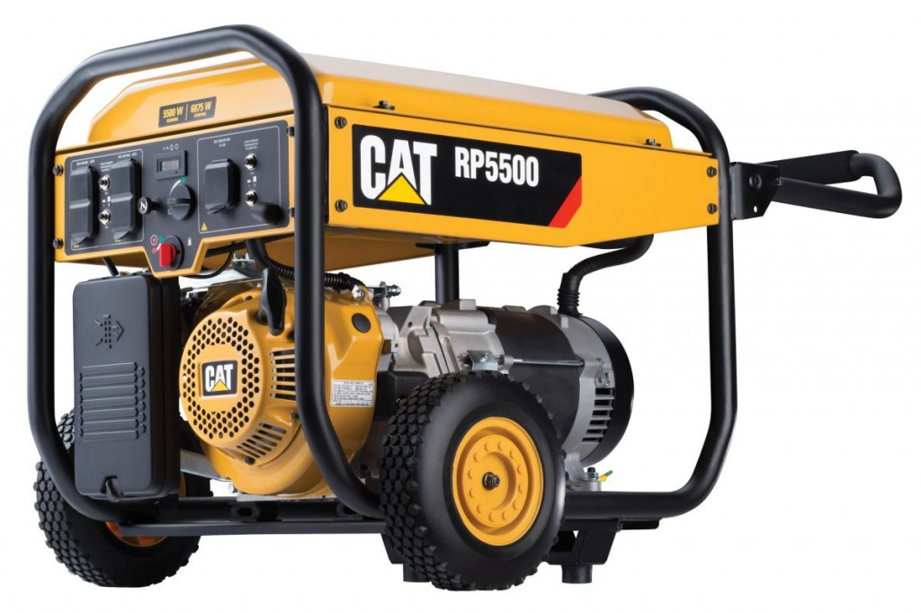 Caterpillar Inc. - RP5500 Generators
