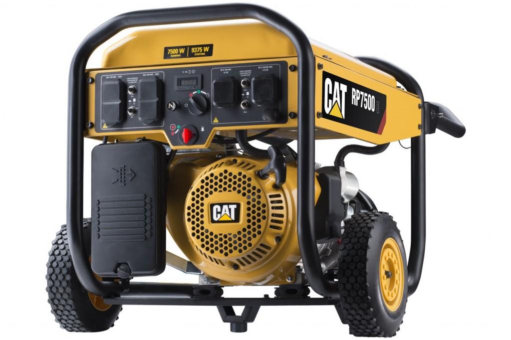 Caterpillar Inc. - RP7500 E Generators