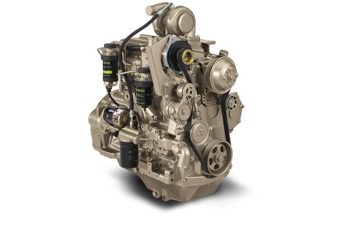 John Deere Construction & Forestry - 4045HF285 Diesel Engines