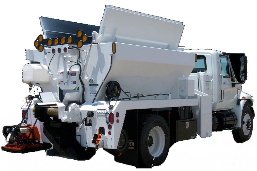 PB Loader Corporation - PB 10 Pothole Patchers