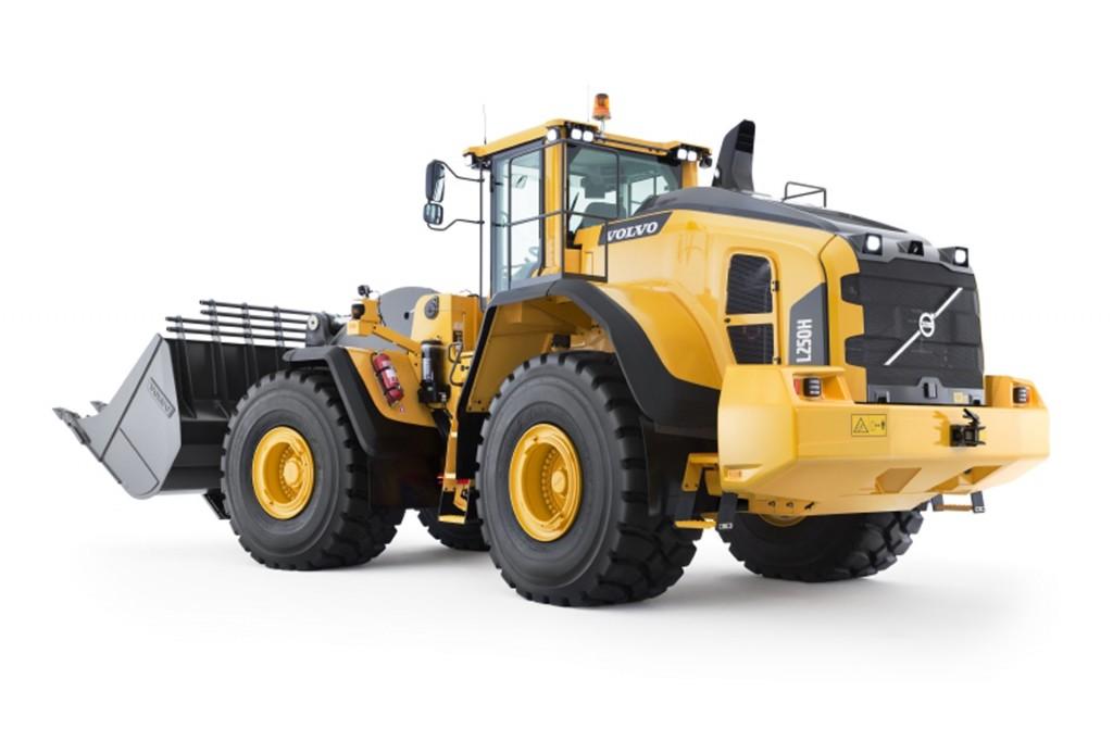 Volvo Construction Equipment - L250H Wheel Loaders